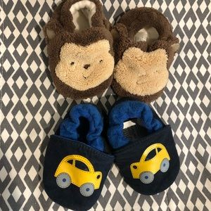 Carters slippers